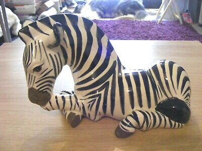 Szeiler Large Zebra,  Rare , Sadly A/f.   6  High 10  Long  • 15£