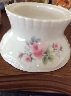 Donegal Parian China Candle Holder • 4.99£