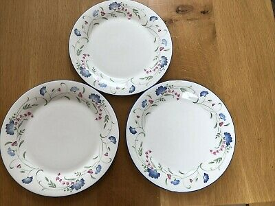 Royal Doulton Expressions 3 X Windermere Dinner Plates • 5£
