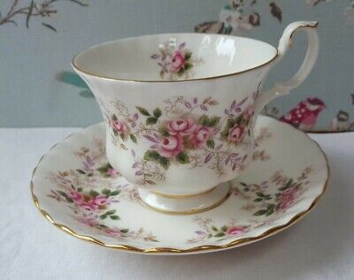 Royal Albert  Lavender Rose  Tea Cup & Saucer. ***6---Available*** • 5.99£