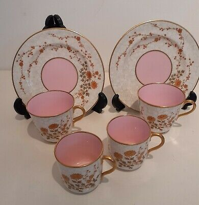 Royal Worcester Pink And Ivory, 1879 • 30£