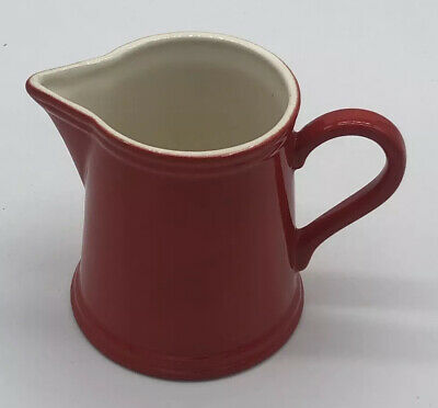 Vintage Retro Red Arthur Wood Milk Jug • 6.90£