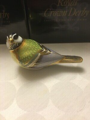Royal Crown Derby Great Tit • 62.95£