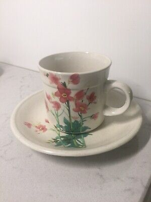 Grindley Of Stoke Iron Stone Royal Tudor Meadow Vale.cups Saucers VINTAGE.   • 12£