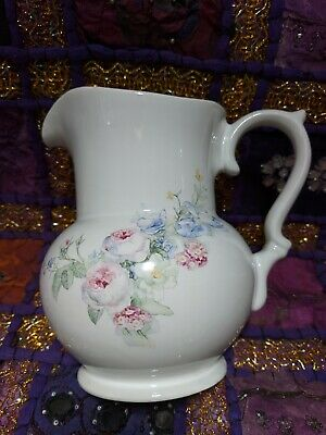 English Pottery Original Collection The Boots Company Vintage Water Jug • 17.99£