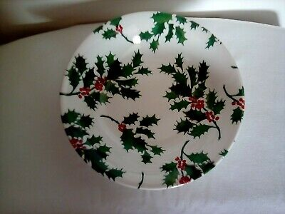 Royal Stafford Christmas Holly Bowl .New Other Unused. • 10.50£