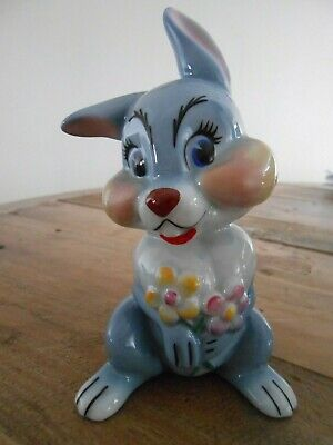 Wade Disney Blow Up Thumper The Rabbit 1961-1965 From Bambi Mint • 50£