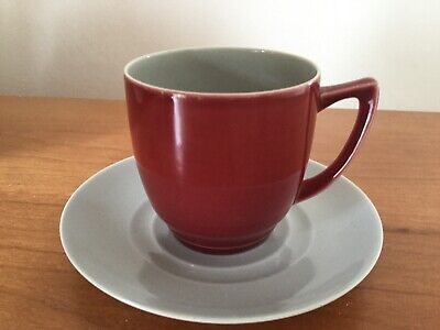 Branksome China Coffee Cup And Saucer • 5£