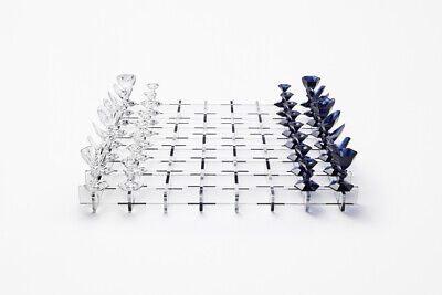 Baccarat 250th Anniversary Ltd Edition Harcourt Chess Set - Designed By Nendo • 28,000£