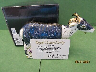 Royal Crown Derby Billy Goat • 180£