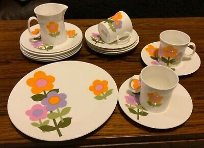 Vintage Retro DOLLY DAYS HT Hostess Tableware Assorted Collection • 37£