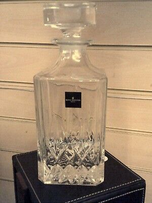 Royal Doulton Drinks Decanter • 22£