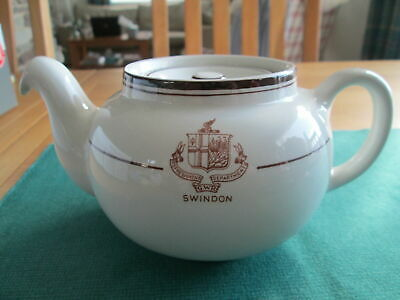 Gwr Swindon Teapot Vintage  Rare Reproduction Collectable • 45£