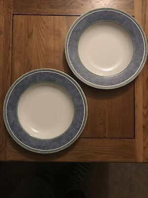 Villeroy And Boch Switch 3 - Costa - Soup Plate X 2 • 16£