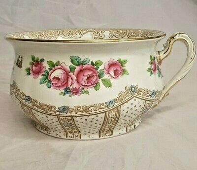 Antique  Losol Ware  Hartwell   Pottery Planter Chamber Pot Keeling & Co • 25.99£