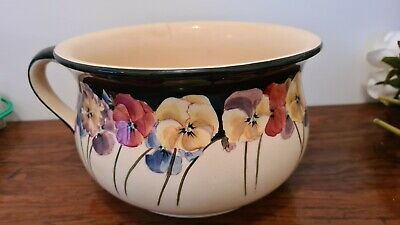Royal Doulton Pansy Potty • 400£
