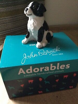 New & Boxed Beswick Adorables Puppy • 14£