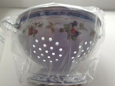 Villeroy & Boch Cottage Strainer Brand New In Box 2 2 Quarts.  • 8.50£