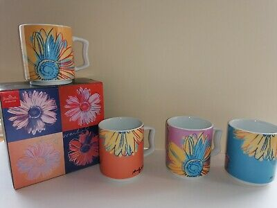 Andy Warhol Rosenthal Daisy Cups  • 65£