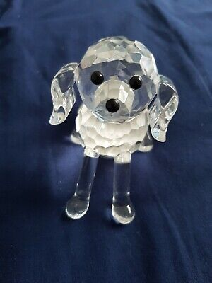 Glass Dog Ornament  • 9.50£