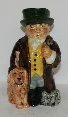 Roy Kirkham Pottery Character Jug Squire  *** Perfect *** • 19.99£