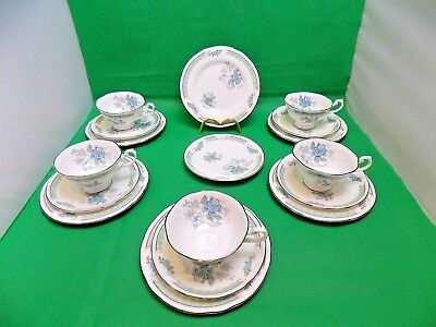 Royal Sutherland Tea Set • 32£