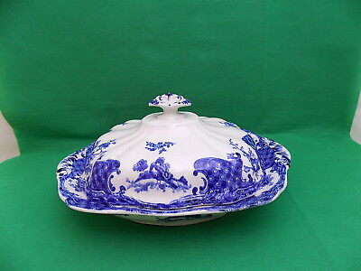 Furnivals Warwick Oval Vegetable Tureen With Lid • 33£