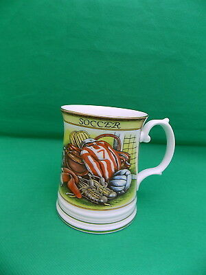 Churchill Queens Soccer Tankard / Mug • 14£