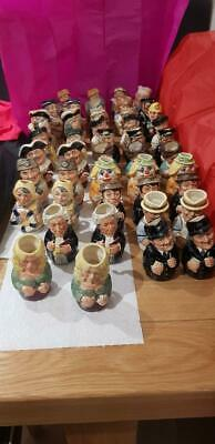 Royal Doulton  Doultonville Characters  - Good Prices • 36.99£