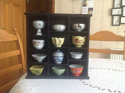 Franklin Mint Treasures Of The Chinese Dynasties Bowls. • 36£