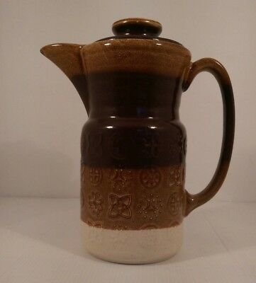 Vintage Lord Nelson Ware Coffee Pot - VGC • 9£