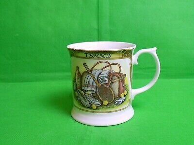 Queens Churchill Tennis Mug / Tankard • 14£