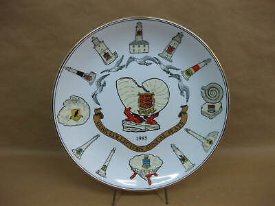 Goss Collectors Annual Plate 1985 ~ Limited Edition ~ W.H Goss • 8.99£