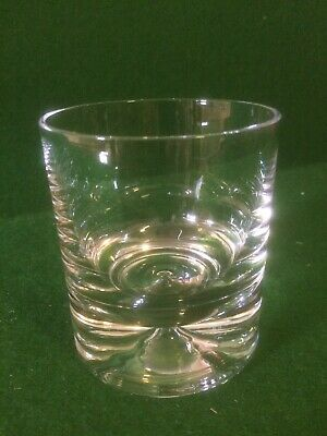 Dartington Crystal Dimple Old Fashioned Tumbler • 9.50£