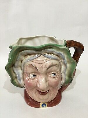 "Vintage Beswick Character Jug "" Sairy Gump "" Large Size • 18.95£"