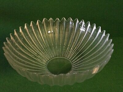 Dartington Crystal Lotus Large Centrepiece Bowl • 18.50£