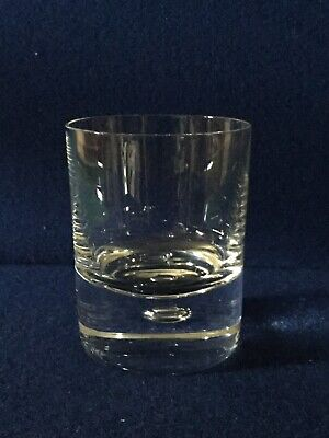 "Dartington Crystal "" Exmoor "" Old Fashioned Tumbler • 9.95£"