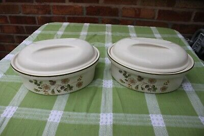 M & S Autumn Leaves  Large Lidded Tureen Perfect Condition  • 14.99£