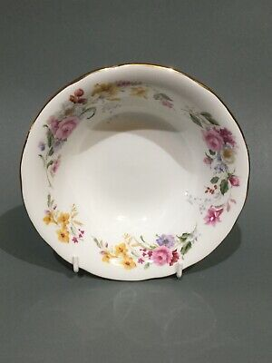"Duchess Bone China "" Memories "" Soup / Cereal Bowl • 4.95£"