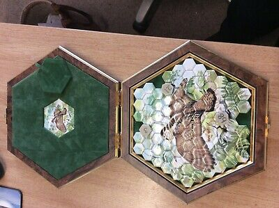 Woodcock China Jigsaw/puzzle By James Peters Of Worcester In Presentation Case  • 69.99£