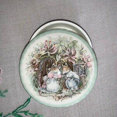 Royal Doukton Brambly Hedge Trinket Box Summer • 16.99£