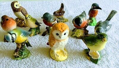 Superb Collection Of 11 Beswick Birds • 79£
