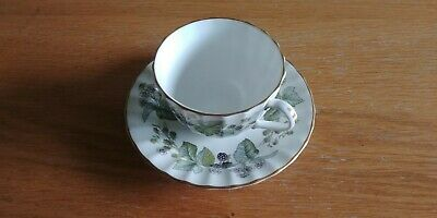 Royal Worcester Lavinia Cup & Saucer. 1st. Quality. • 5.99£