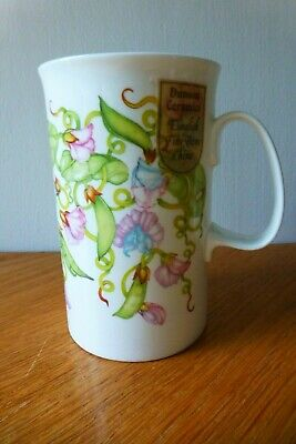 One Dunoon Fine Bone China Mug  Country Lane  By  Cherry Denman Made In England • 5£