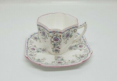 Shelley Queen Anne Coffee Cup And Saucer 11502 • 19.99£