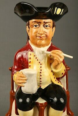 The Squire Toby Jug By Kevin Francis • 60£