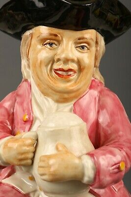 Kevin Francis Admiral Lord Howe Toby Jug • 125£
