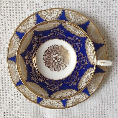 Paragon English Fine China Cup And Saucer, Vintage C1930s • 14.99£