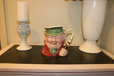 BESWICK Vintage Charles Dickens Toby Jug,Tony Weller 281,Perfect,Large,Rare • 32.99£
