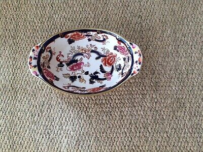 Mason Blue Mandalay Dish • 7£